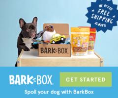 Bark Box link