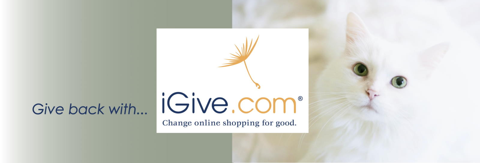 give back with igive.com online shopping
